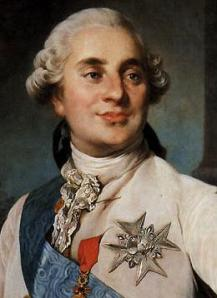 Louis XVI with his head still attached